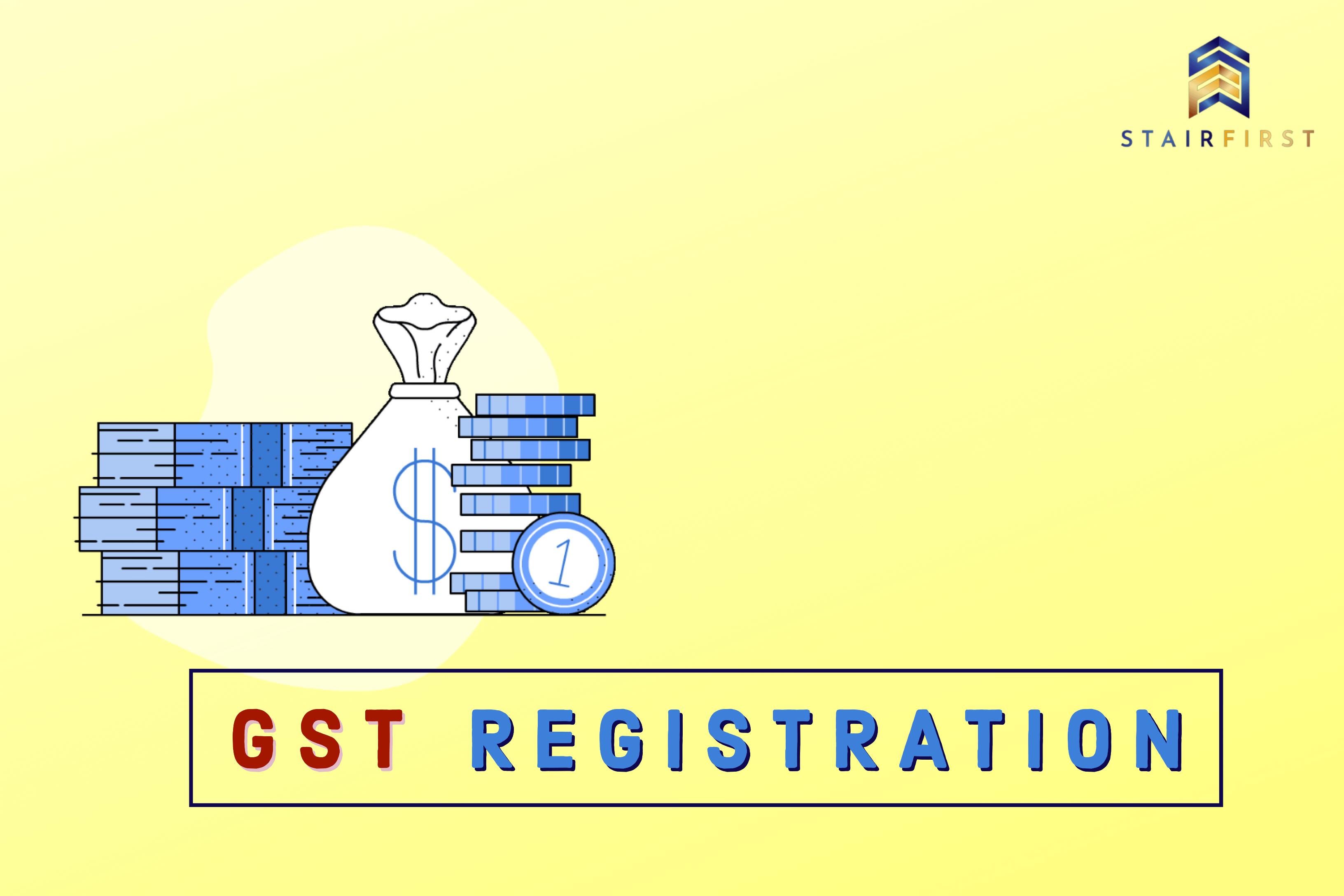 ONLINE GST REGISTRATION PROCESS