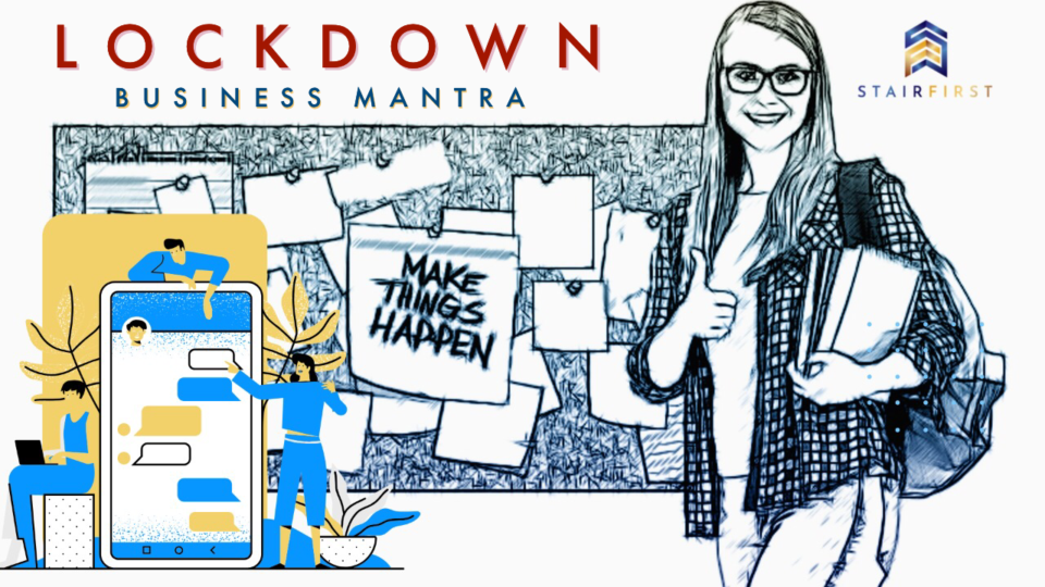10 Business Mantra to Follow During Lockdown