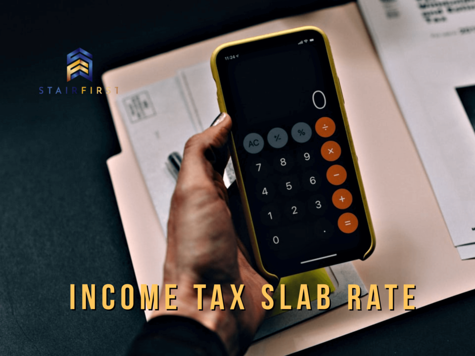 Income tax slab rates for FY 2019-20