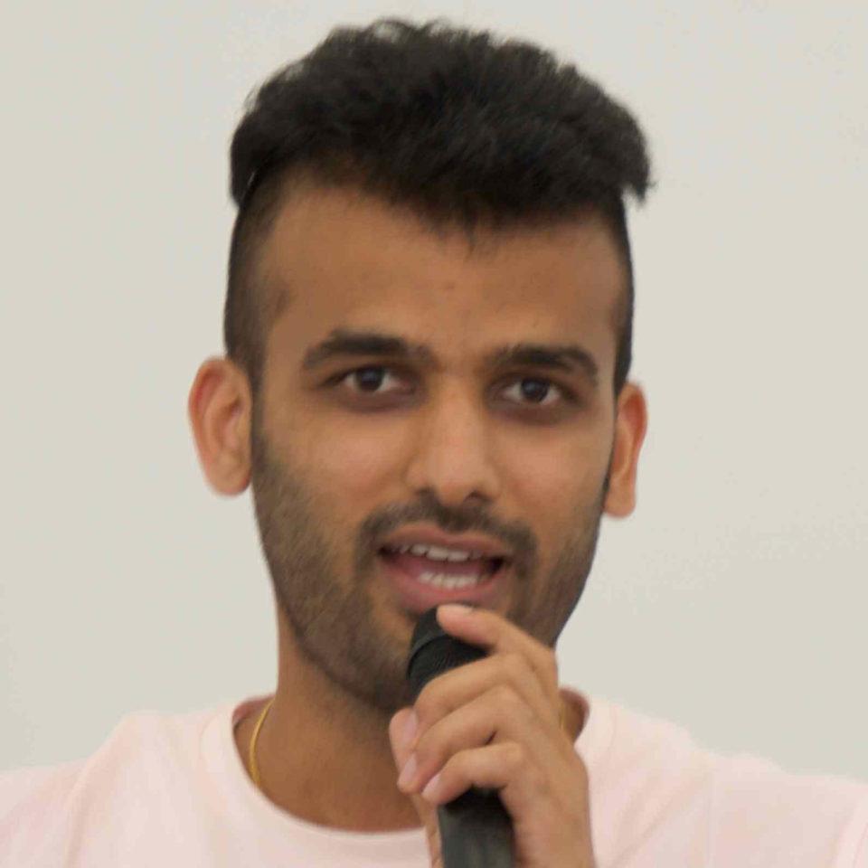 StairFirst Startup Stories R. Sai Chandra Teja