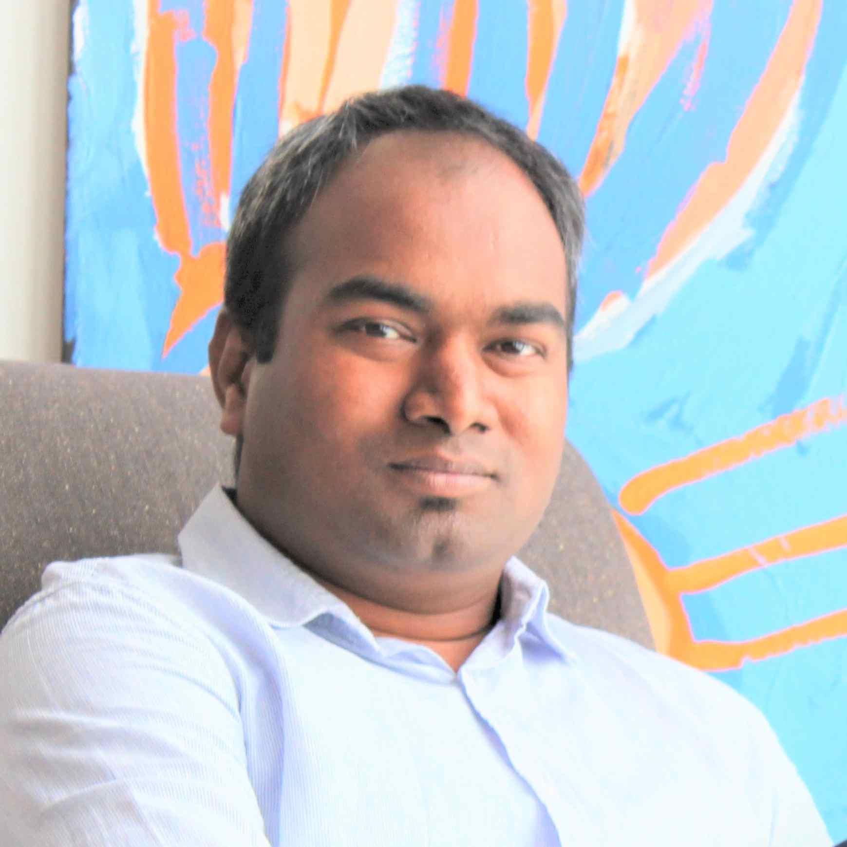 StairFirst Startup Stories Velmurugan